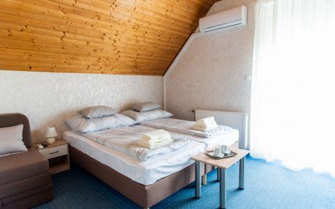 Füred Gyöngye Vendégház 1. szoba